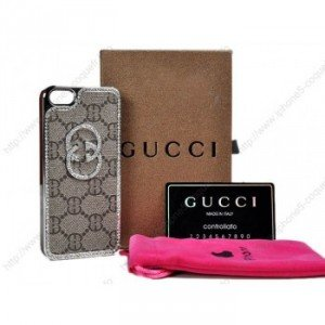 Gucci Coque Pour Apple iPhone 5
