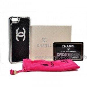 Chanel Coque Pour iPhone 5 10 Noir