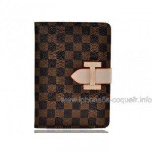 Louis Vuitton Housses et Étuis Pour Apple iPad Mini Brun